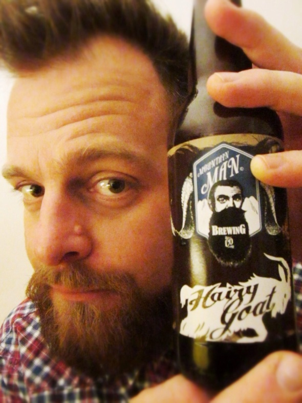 Mountain Man Brewing Company, Bob Mountain (alternative universe) and a Hairy Goat.  (In no particular order).
