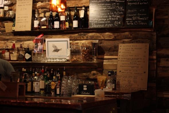 Le Bec Jaune Bar (photo courtesy of Sibs)