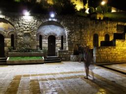 Belgrade Fort at Night