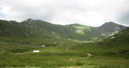 The dale of Doberdol.